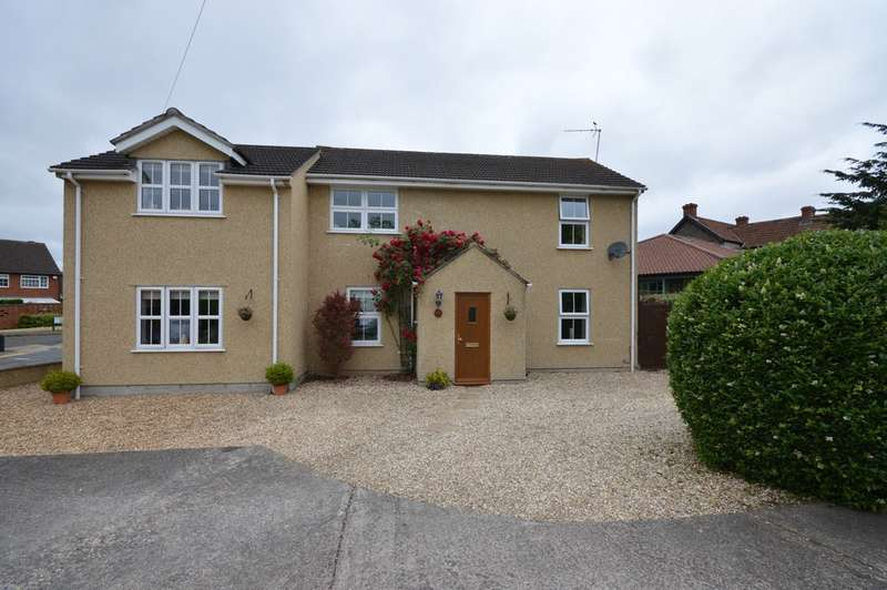 5 Bedrooms Detached House for sale in Victoria Road, Warmley, BS30