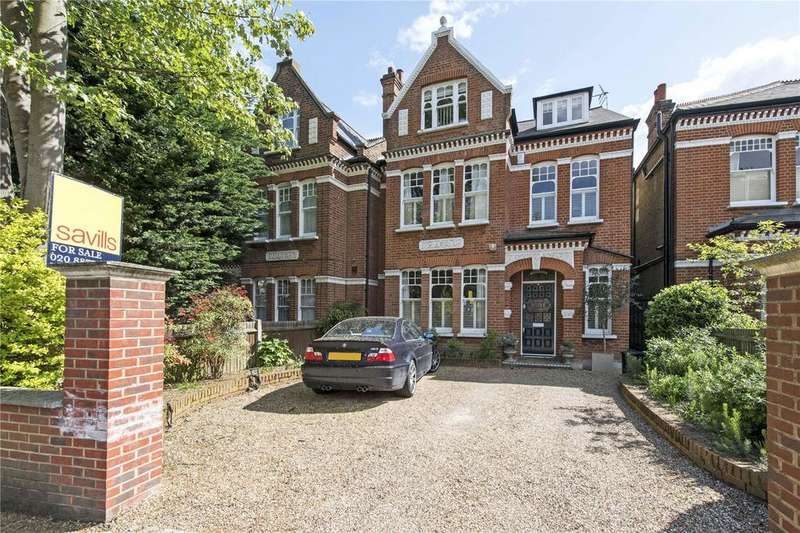 6 Bedrooms Semi Detached House for sale in Trinity Crescent, Tooting, London, SW17