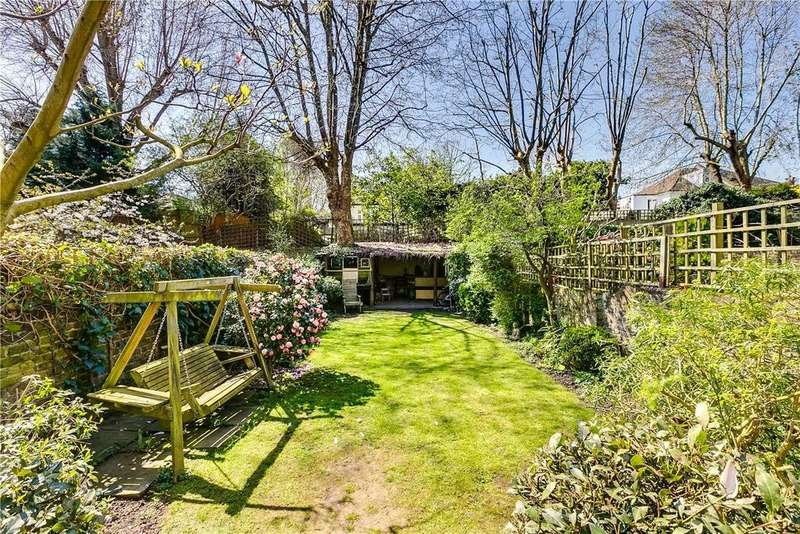 5 Bedrooms Semi Detached House for sale in Randolph Avenue, Maida Vale, London, W9