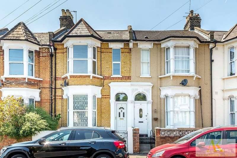 4 Bedrooms Terraced House for sale in Muston Rd E5