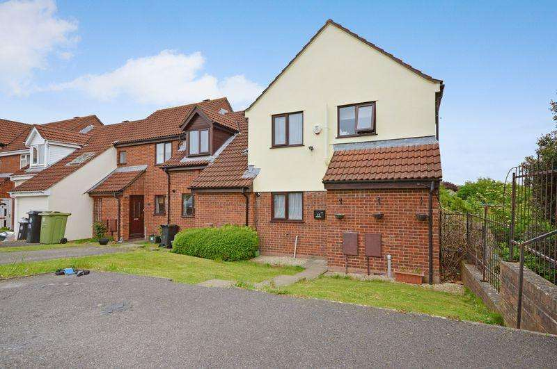3 Bedrooms Terraced House for sale in Winford Grove, Bedminster Down, Bristol