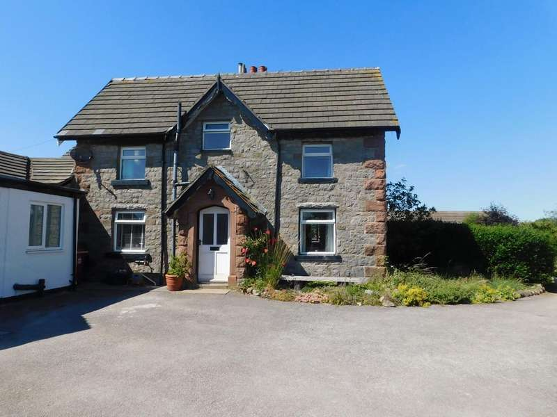 2 Bedrooms Semi Detached House for sale in Station Terrace, Lindal-in-Furness, Ulverston LA12 0LW