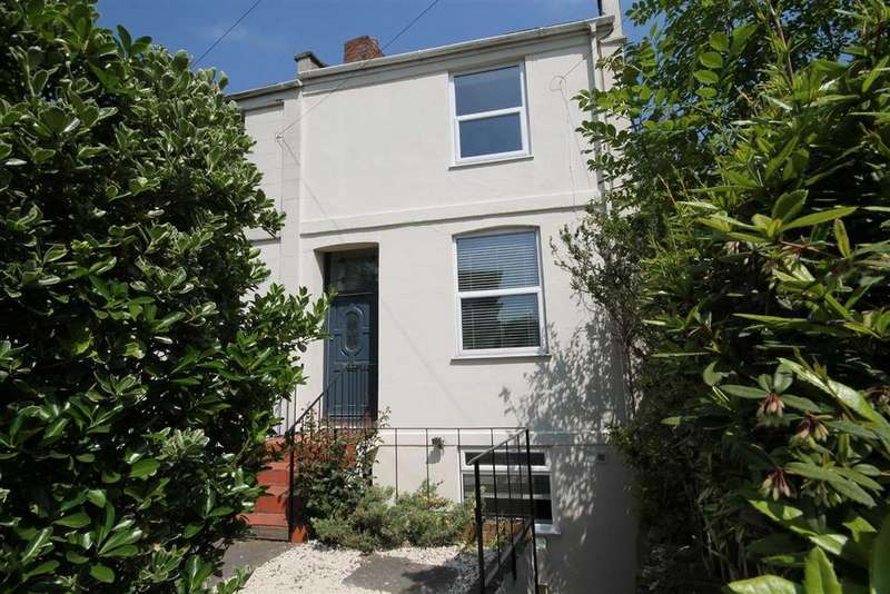 4 Bedrooms End Of Terrace House for sale in St Georges Road, St Georges Road, Cheltenham, GL50