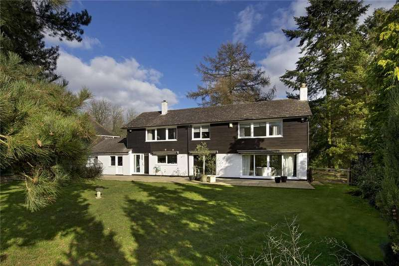 4 Bedrooms Detached House for sale in Frilford Heath, Abingdon, Oxfordshire