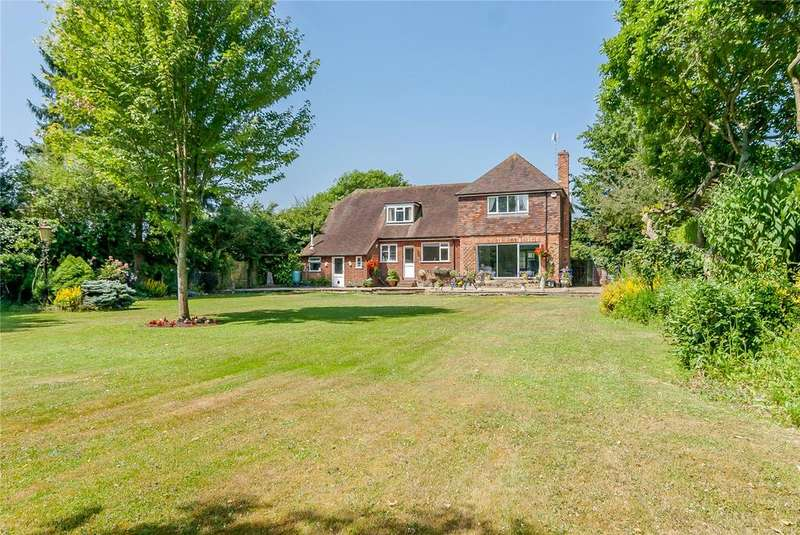 4 Bedrooms Detached House for sale in Green Lane, Littlewick Green, Maidenhead, Berkshire, SL6
