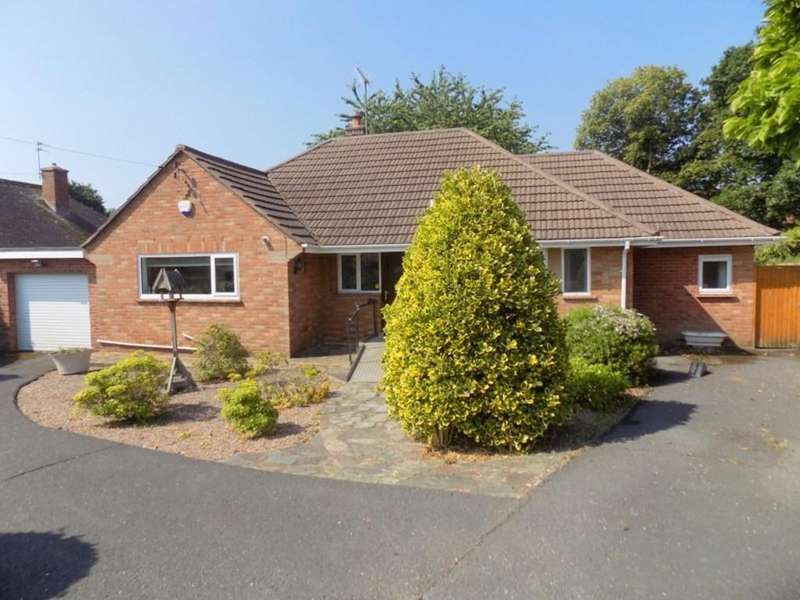 3 Bedrooms Detached Bungalow for sale in Drakes Avenue, Exmouth