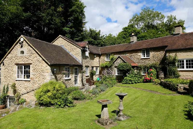4 Bedrooms Cottage House for sale in Claypits Lane, Stroud