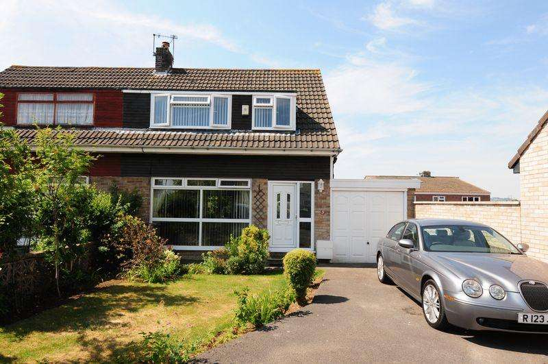 3 Bedrooms Semi Detached House for sale in Ravenhead Drive, Whitchurch Park, Bristol, BS14