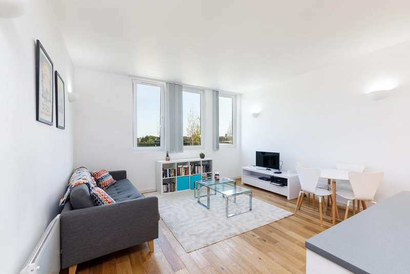 1 Bedroom Apartment Flat for sale in Canning Road, London, E15