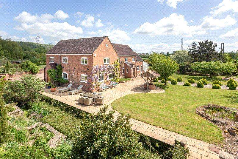 4 Bedrooms Detached House for sale in Little Washbourne, Tewkesbury, Gloucestershire, GL20