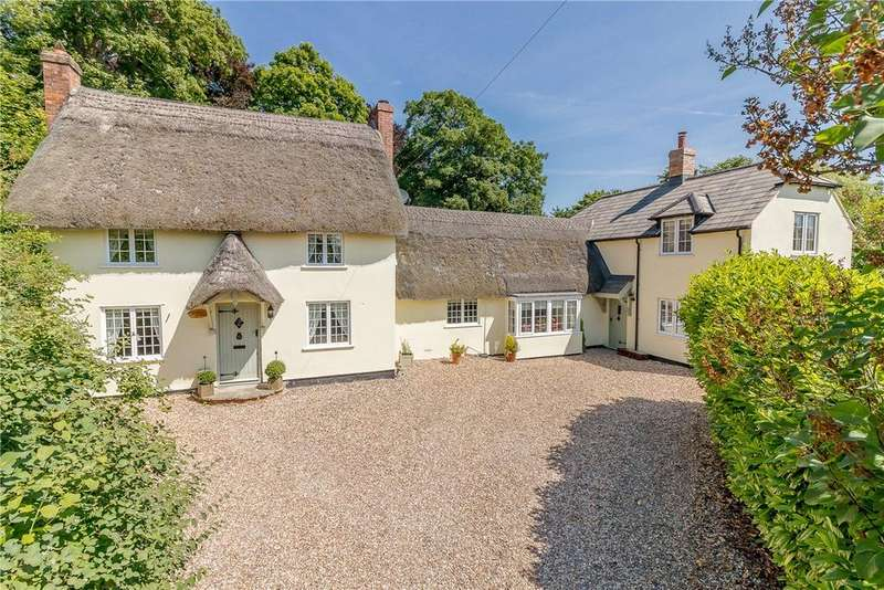 4 Bedrooms Detached House for sale in Enford, Pewsey, Wiltshire, SN9