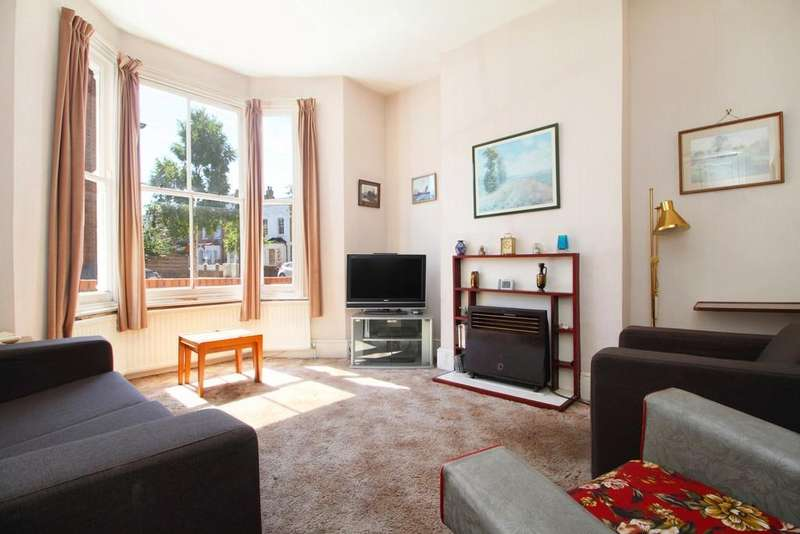 3 Bedrooms Terraced House for sale in Kiver Road, N19 4PD