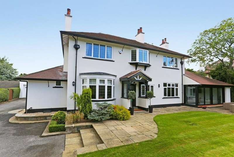4 Bedrooms Detached House for sale in Chevet Lane, Sandal
