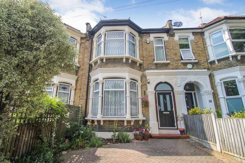 4 Bedrooms Terraced House for sale in Clarendon Road, Leytonstone, London, E11