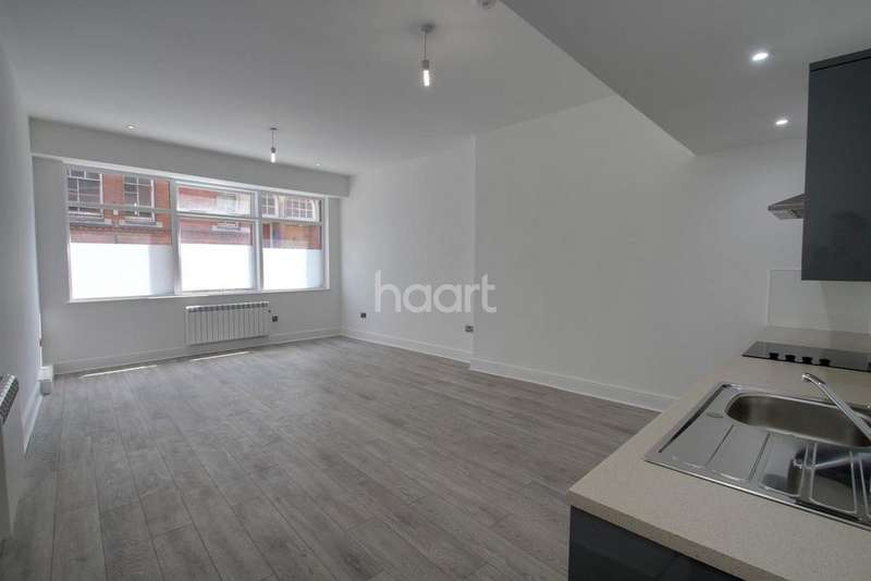 2 Bedrooms Flat for sale in Chancery House, 1a Rupert Street, Leicester