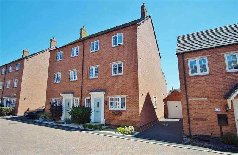 4 Bedrooms Town House for sale in Kibworth Harcourt
