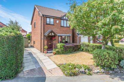 3 Bedrooms Detached House for sale in Wayfaring, Westhoughton, Greater Manchester, BL5