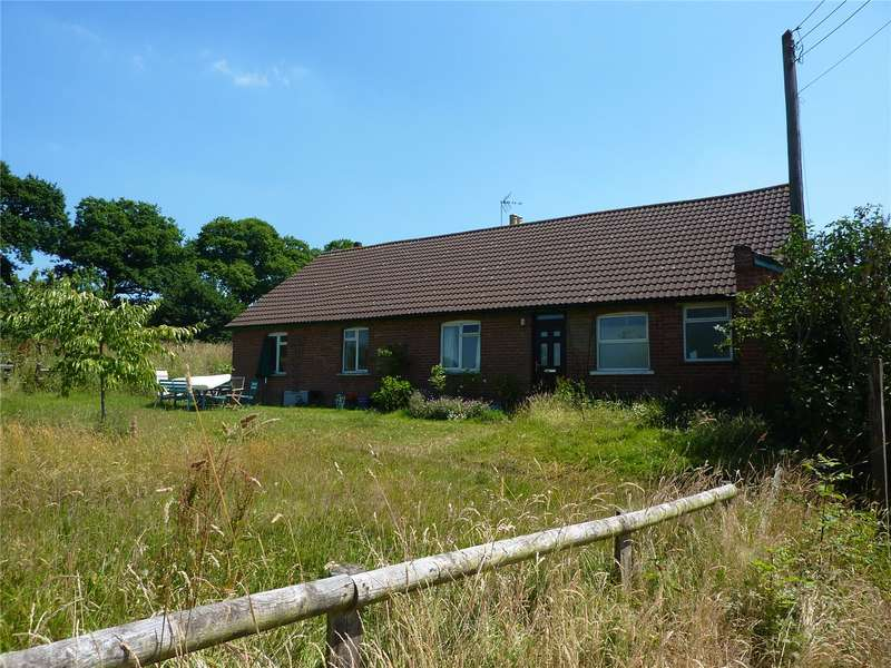 4 Bedrooms Detached Bungalow for sale in Broadhembury, Honiton, Devon, EX14