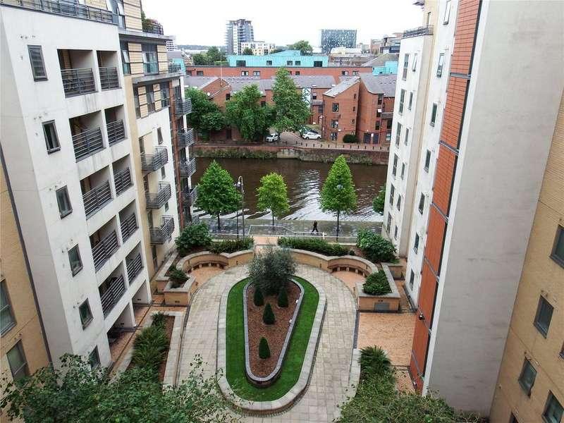 2 Bedrooms Flat for sale in Balmoral Place, Bowman Lane, Hunslet, Leeds, LS10