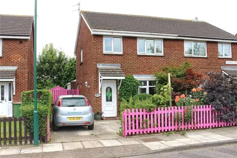 3 Bedrooms Semi Detached House for sale in Hardwick Road, South Bank