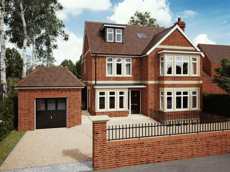 6 Bedrooms Detached House for sale in Hill Top Road, Oxford