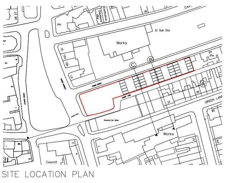 Land Commercial for sale in Horse Market, 2-8 Queen Street, Kettering