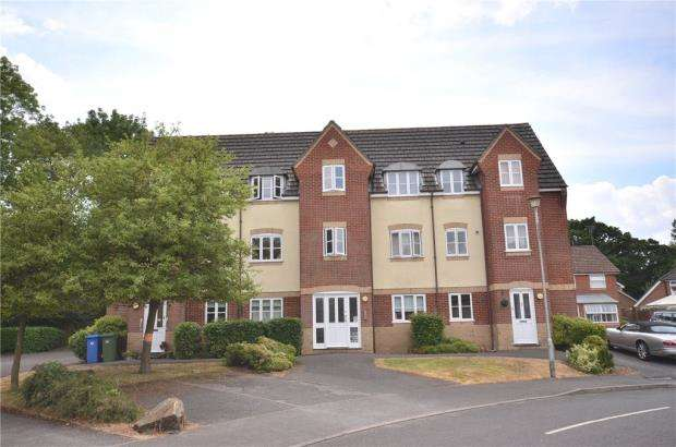2 Bedrooms Apartment Flat for sale in Hitherhooks Hill, Binfield, Bracknell