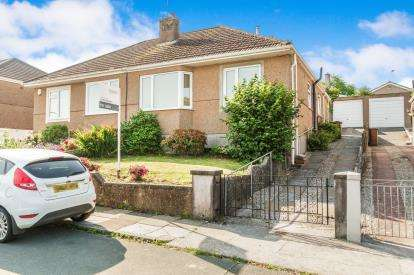 2 Bedrooms Bungalow for sale in Crownhill, Plymouth, Devon