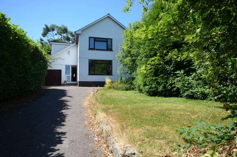 5 Bedrooms Detached House for sale in 10 Higher Trehaverne
