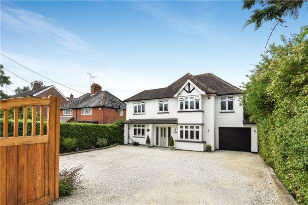 5 Bedrooms Detached House for sale in Wokingham Road, Bracknell, Berkshire