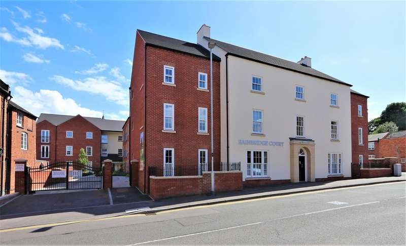 2 Bedrooms Apartment Flat for sale in Kilwardby Street, Ashby-De-La-Zouch, ...