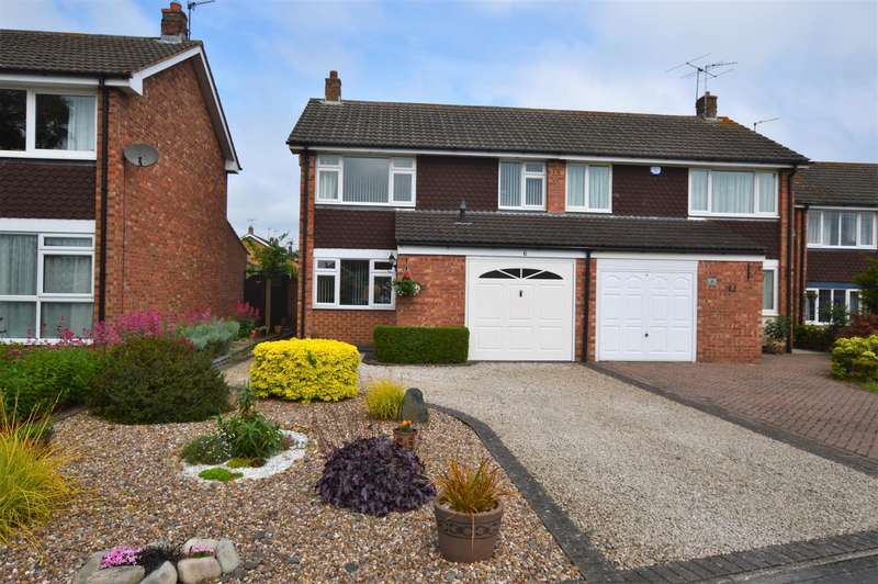 3 Bedrooms Detached House for sale in Nightingale Avenue, Hathern, Loughbor...