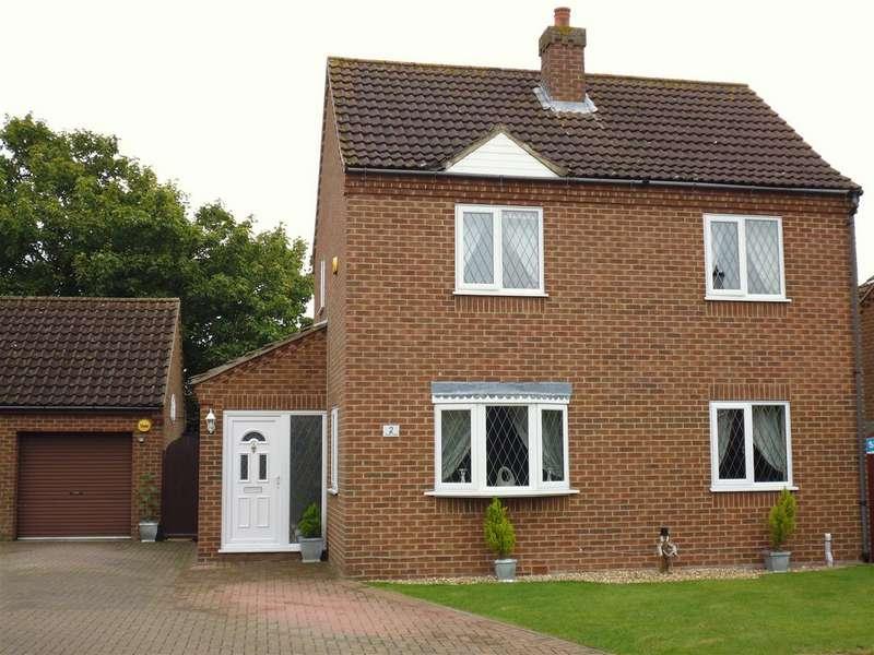 3 Bedrooms Property for sale in Glentham Court, High Street, Glentham