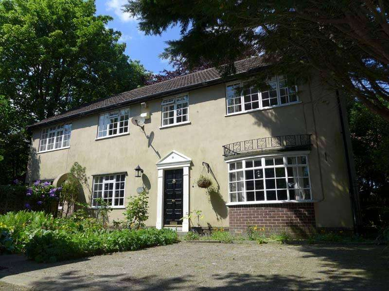 5 Bedrooms Detached House for sale in Hastings Close