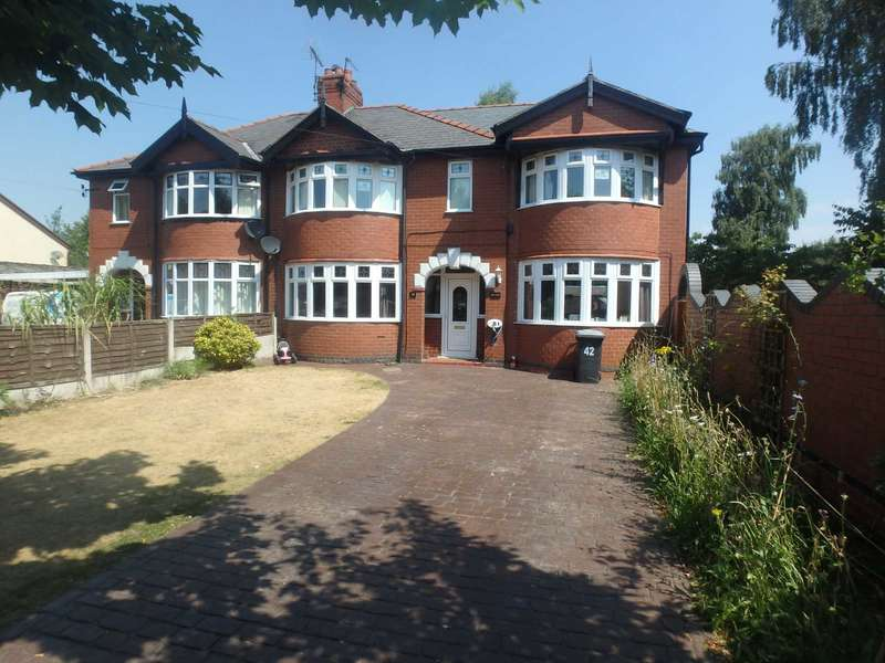 4 Bedrooms Semi Detached House for sale in Mill Lane, Warrington