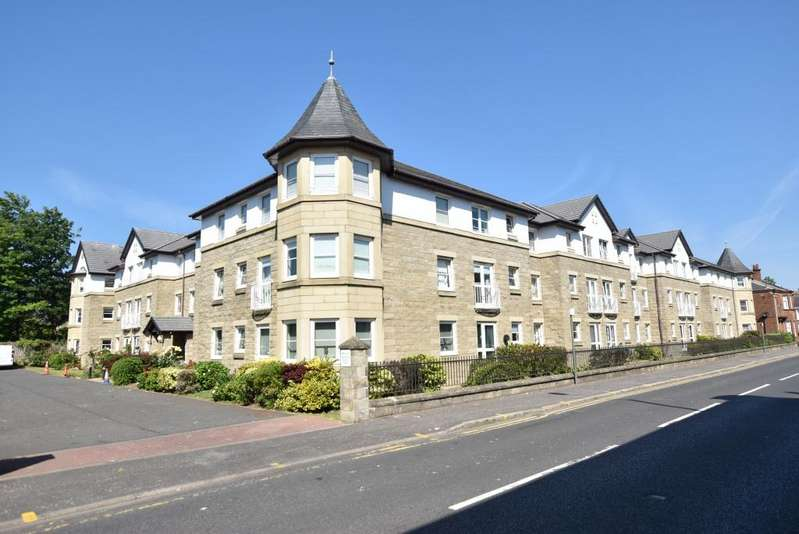 1 Bedroom Retirement Property for sale in 64 Dalblair Court, Ayr, KA7 1UJ
