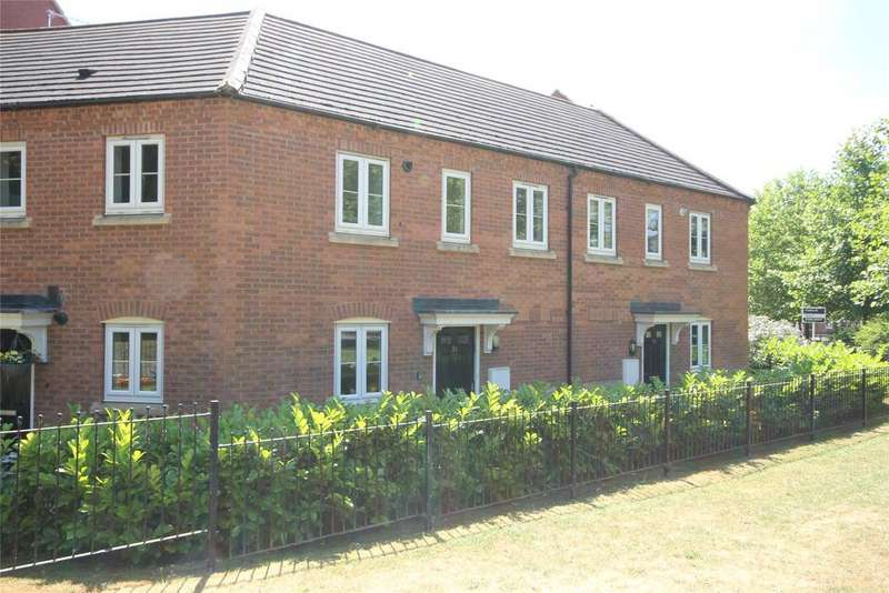 2 Bedrooms Flat for sale in Montrose Grove, Greylees, NG34