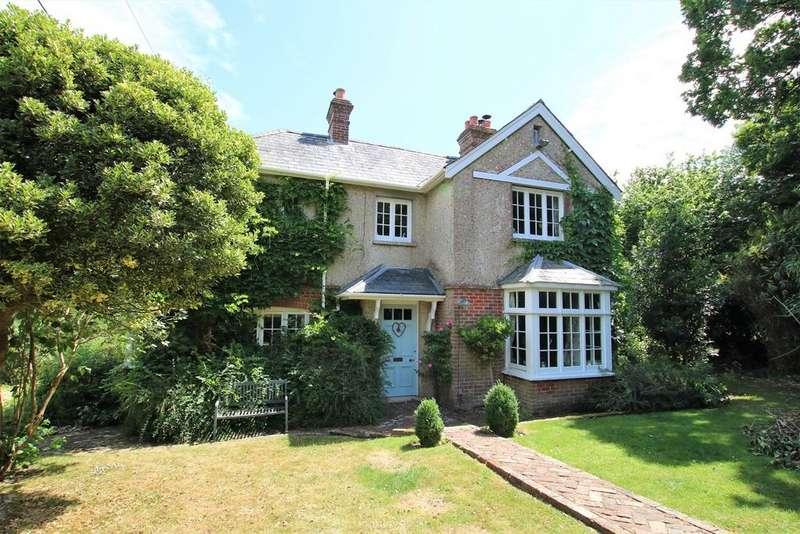 4 Bedrooms Detached House for sale in Furze Hill, Furze Hill, Fordingbridge, SP6