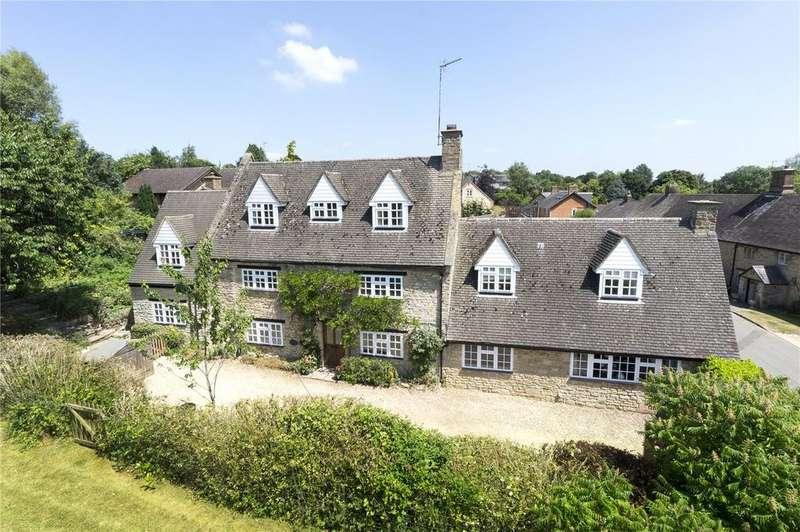 5 Bedrooms Unique Property for sale in Wappenham Road, Helmdon, Brackley, Northamptonshire, NN13
