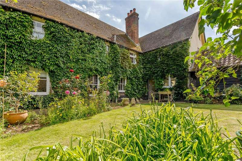 4 Bedrooms Detached House for sale in Church Street, Gamlingay, Sandy, Cambridgeshire, SG19