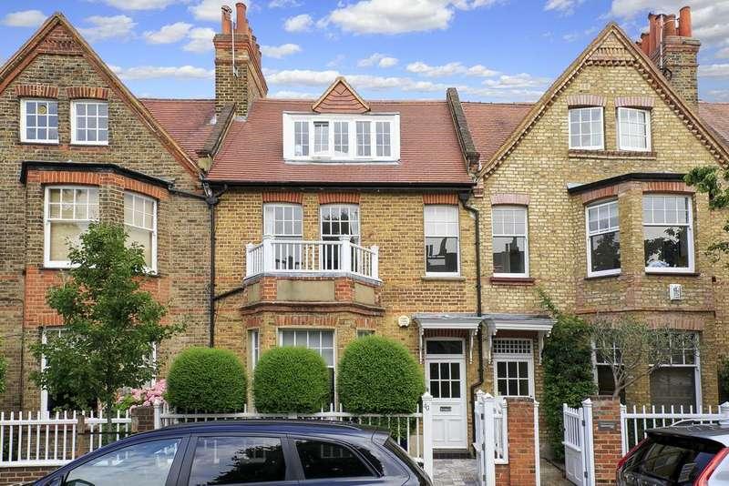 4 Bedrooms House for sale in Marlborough Crescent, Bedford Park, London