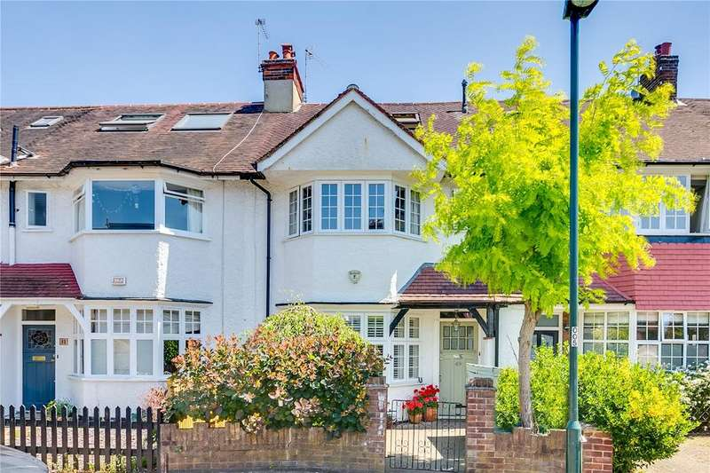 4 Bedrooms House for sale in Enmore Gardens, London