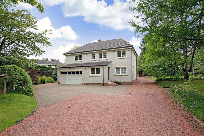 3 Bedrooms Detached House for sale in Carnethy, Medwyn Road, West Linton, EH46 7HA
