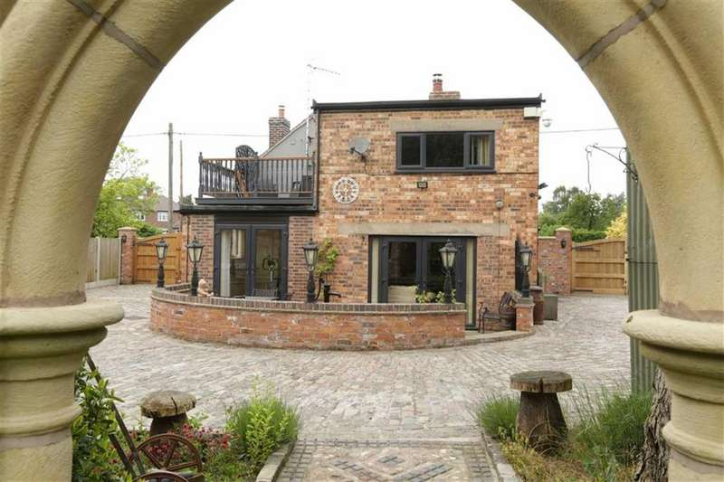 4 Bedrooms Cottage House for sale in Post Office Lane, Balterley Crewe, Cheshire