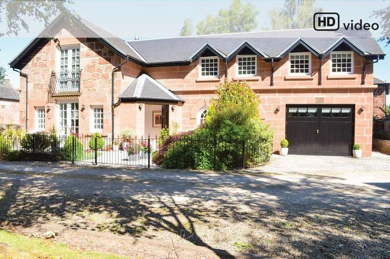 4 Bedrooms Detached House for sale in Mill Road, The Coach House, Bothwell, South Lanarkshire, G71 8DJ