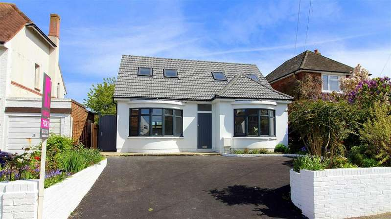 4 Bedrooms Detached House for sale in Windlesham Road, Shoreham-By-Sea