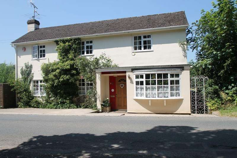 4 Bedrooms Detached House for sale in Church Road, Tirley, Gloucester