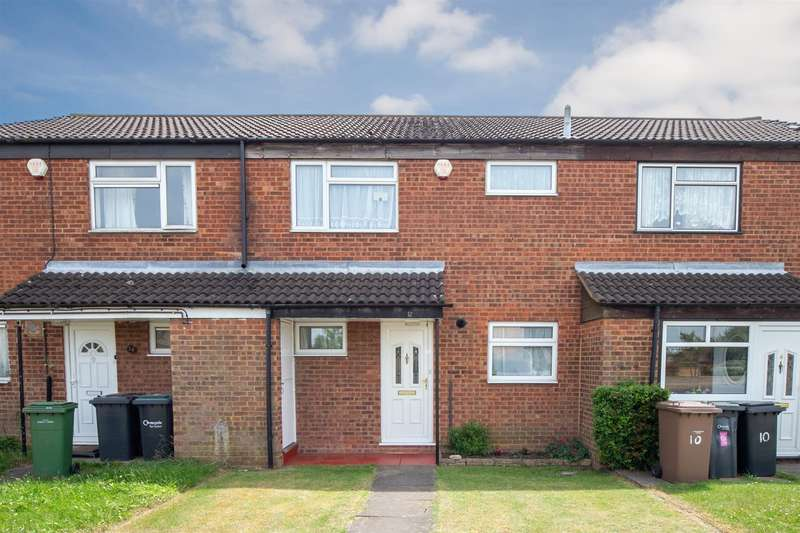 3 Bedrooms Terraced House for sale in Kestrel Way, Luton