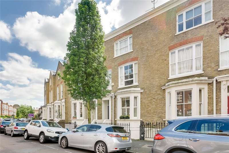 4 Bedrooms Terraced House for sale in Arundel Terrace, Barnes, London