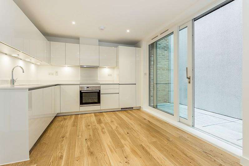 3 Bedrooms House for sale in Hand Axe Yard, London, WC1X